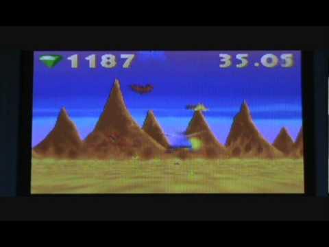 Spyro SOI Part 8: Stone Age Speedway
