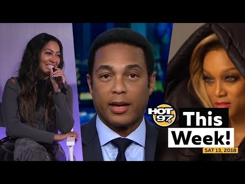 Trump IS racist, more LaLa sex scenes, Rick Ross news on HOT 97 This Week