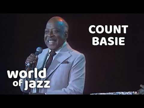 Count Basie and his Orchestra live at the North Sea Jazz Festival • 13-07-1979 • World of Jazz