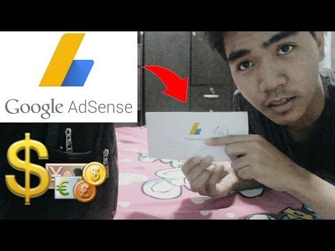 MAY SWELDO NA?? + I Got Mail From Google AdSense! PHILIPPINES   --SuperMAR--