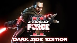 Star Wars: Force Unleashed 2 (Dark Side Edition) Game Movie 1080p