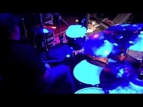 Kim Mitchell - All We Are - Drum Cam / Chris Sutherland