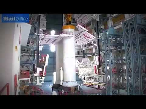 India's space programme launches Geosynchronous rocket