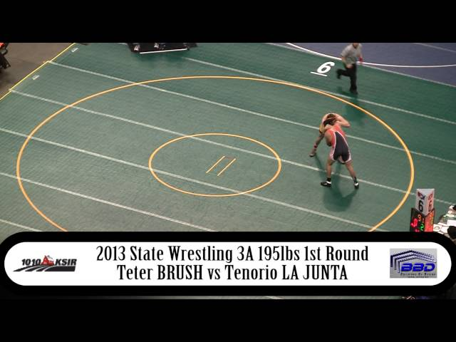 Tristan Teter 1st Round
