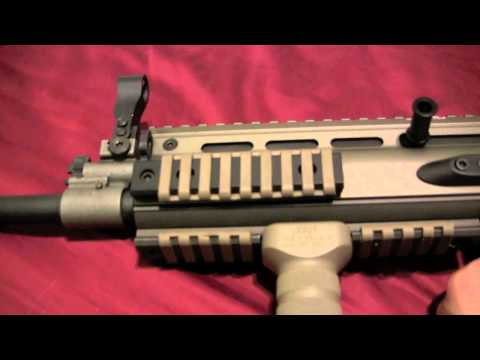 FN SCAR 17s (SCAR-H) Review