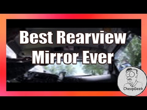 Best Mirror Ever!  Wink Rearview Mirror Install and Review