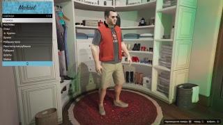 Grand Theft Auto V : #2 Нига Папаня и Деревенщина ( копим на RDR 2)