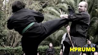 Ninjutsu Mix (This is Ninjutsu) 2 of 2 (in HD)