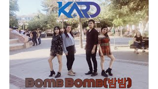 [KPOP IN PUBLIC MEXICO] KARD - Bomb Bomb(밤밤) DANCE COVER | BY D.ZONE