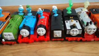 Tomek i przyjaciele uciekają przed lawiną / Thomas and friendsescape from an avalanche #08