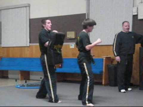Black Belt Ceremony Jan 16 2010 Part Two.wmv Video