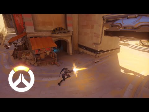 Widowmaker Ability Overview   Overwatch
