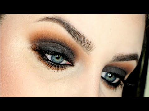 CLASSIC SMOKEY EYE MAKEUP TUTORIAL