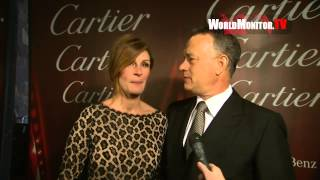 Julia Roberts, Tom Hanks Hilarious interview at Palm Springs International Film Festival