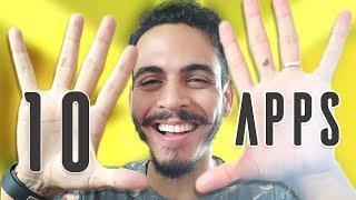 TOP 10 Aplicativos Essenciais para Android - Maio 2017 (O #4 e #7 foram meus preferidos)