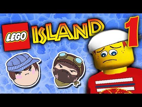 Lego Island: Pure Chaos - Part 1 - Steam Train video
