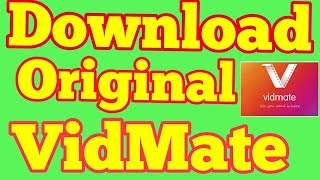 Latest VidMate HD Video Downloader Official App 20