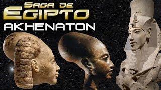 El misterioso y extraño faraón Akhenaton
