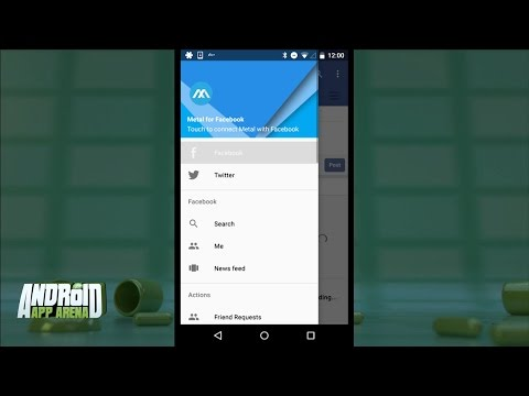 Android App Arena 80: Facebook Wrappers