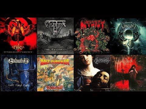 Death Metal Compilation