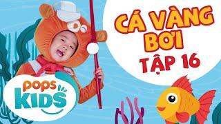 Mầm Chồi Lá Tập 16  – Cá Vàng Bơi | Nhạc Thiếu Nhi Hay Cho Bé | Vietnamese Songs For Kids