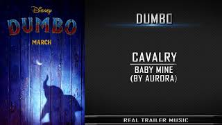 Dumbo Teaser Trailer #1 Music | Cavalry Music - Baby Mine (by Aurora)