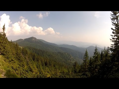 Mtb trips: Cycling adventure in Apuseni Mountains,  June 2013