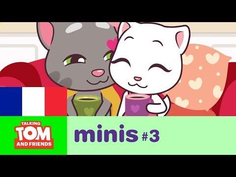 Talking Tom and Friends Minis - Un gars, une fille (Épisode 3)