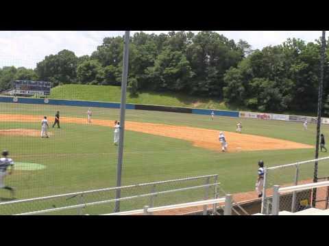 Charlie Crenshaw Baseball Highlights Wetumpka High School