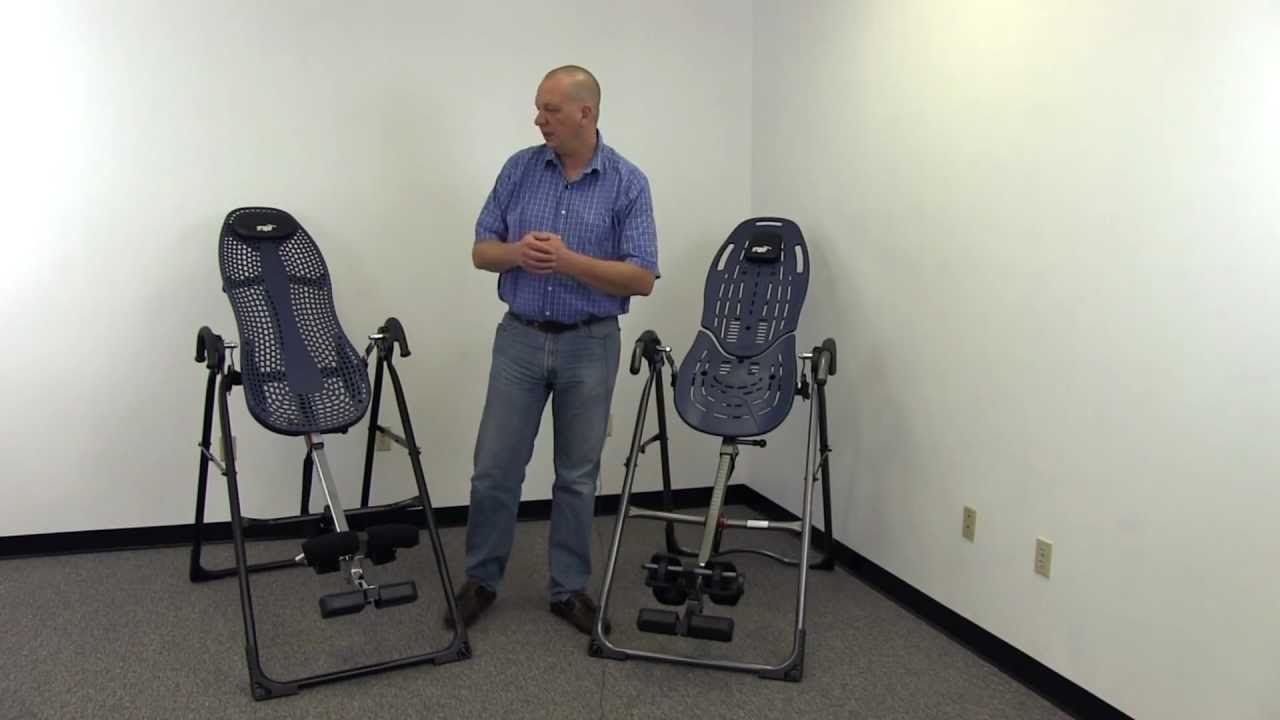 Teeter Inversion Table Teeter Hang Ups EP-560 Review