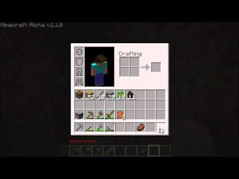 Minecraft en busca de Herobrine