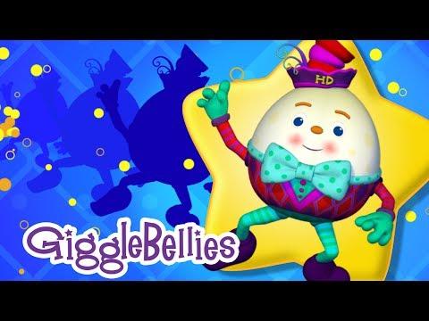 Humpty Dumpty | Kids Songs & Nursery Rhymes w/ The GiggleBellies