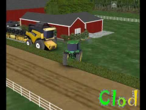 Simtractor 3.66f mod by clod