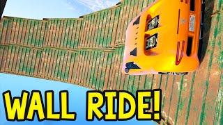 WALL RIDE LOOP! GTA 5 Online: Olli43 vs Geo23 - Episode 41