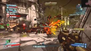 3 Vermivorous's at ONCE!!!! *BORDERLANDS 2*