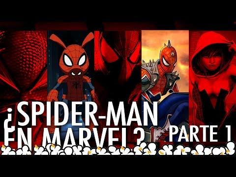 SpiderMan: Su Futuro en el Cine (Debate pt.1)