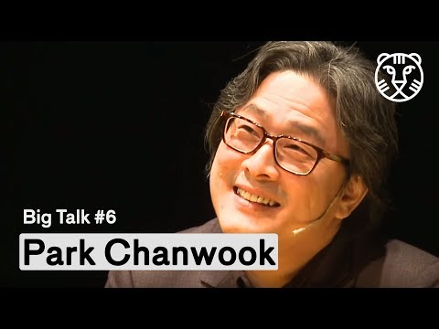 Big Talk #6: Park Chan-Wook (Stoker)