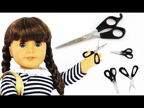 Ножницы для кукол