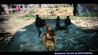 Dragon's Dogma playthrough pt9