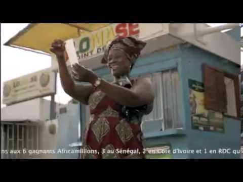 Spot Africa million