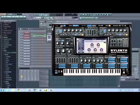 Flume Space Cadet Synth Tutorial | Sylenth1