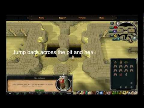 RuneScape Quest Guide: Icthlarin's Little Helper