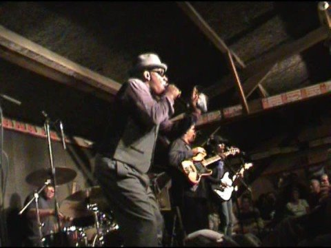JOHN LEE HOOKER JR at BANANA PEEL 2008
