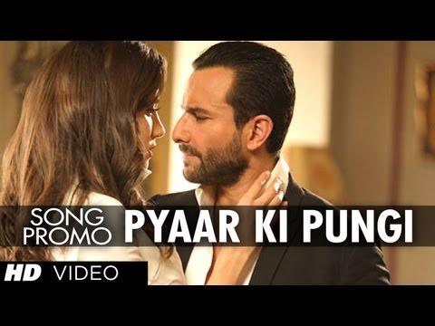 Pyaar Ki Pungi (Song Promo) Agent Vinod | Saif Ali Khan