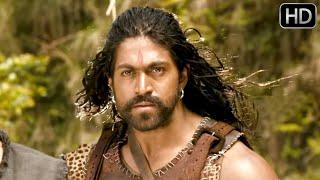 Yash Kannada Actor Movies - Gajakesari Action scenes | Yash, Amulya