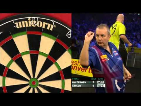 PDC Players Championship Finals 2013 - Final - van Gerwen VS Taylor