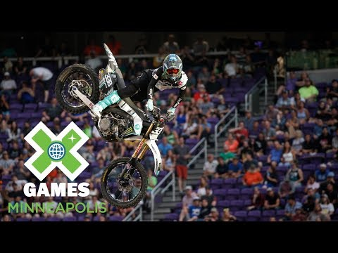 Moto X Best Whip: FULL BROADCAST | X Games Minneapolis 2018