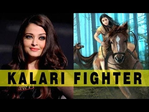 Aishwarya Rai Bachchan To Play Kalari Fighter In P.vasu's Next? video