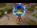 Crash Bandicoot N. Sane Trilogy Gameplay (Warped)— Double Header Level Playthrough
