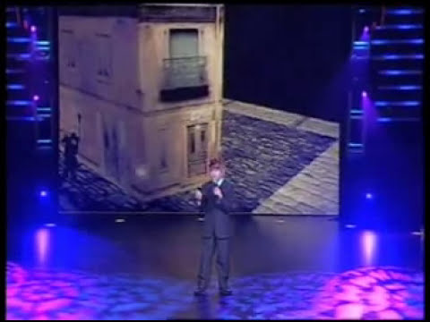 Talento Argentino - Andres Novelli - Finalista